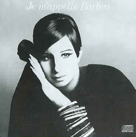 JE M'APPELLE BARBRA BY STREISAN (CD)